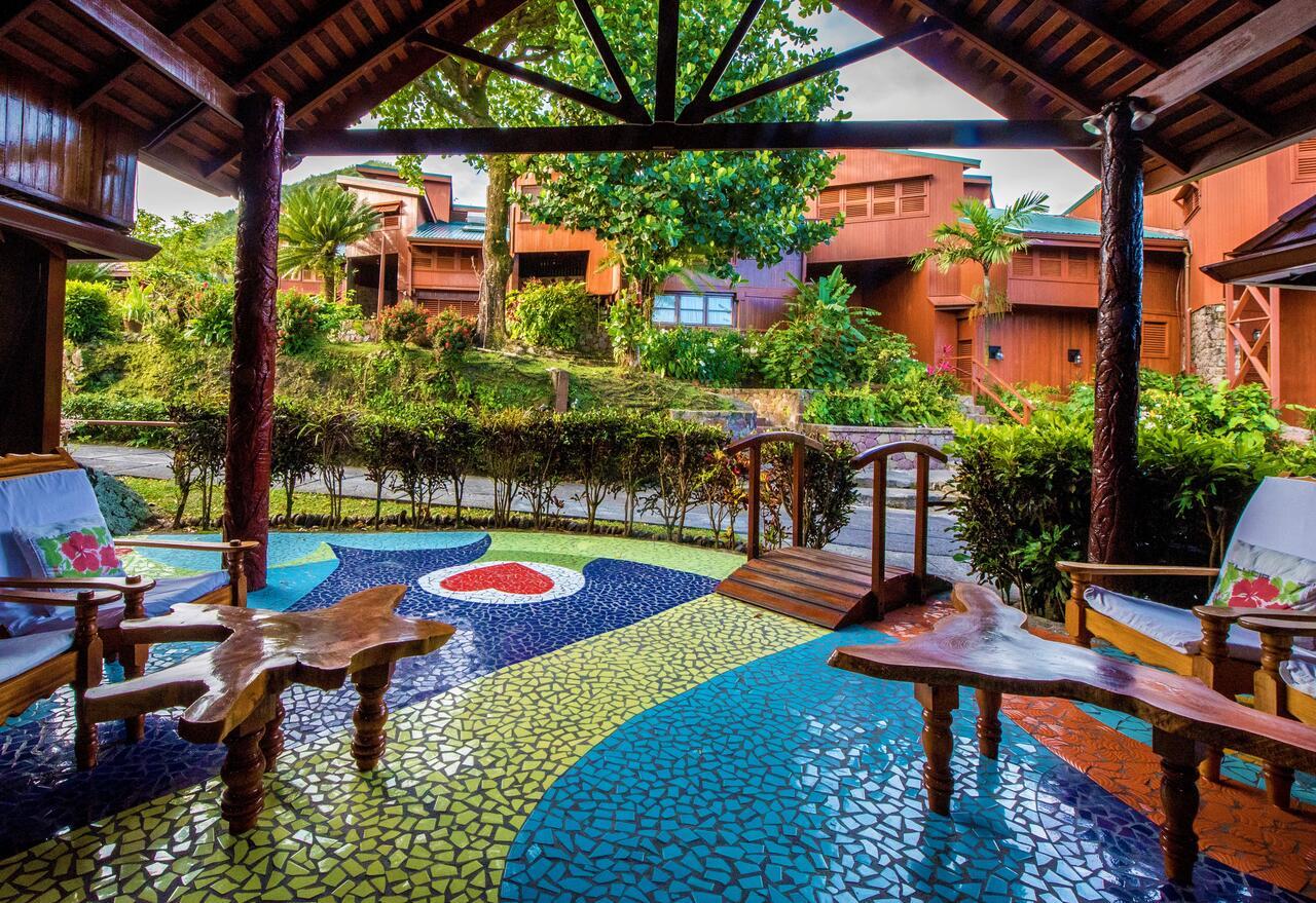 Ladera Resort St Lucia Soufriere Hotel Website