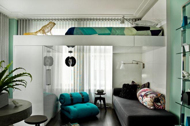 Letto A Soppalco 21 Idee Per Un Appartamento Moderno