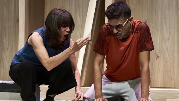 Teatro Lope de Vega: el drama de montar un mueble allí donde hay confianza