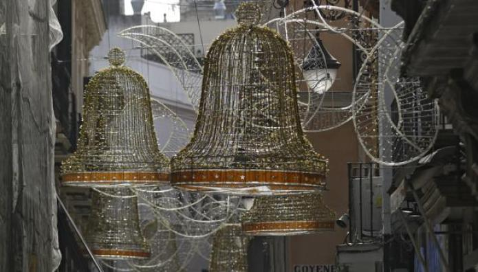 Alumbrado Navidad Sevilla 2020: Espadas se plantea encender las luces de  Navidad cuando se relajen las restricciones