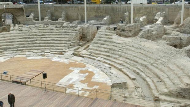 Aparecen en Zaragoza nuevos restos romanos de 2.000 años de antigüedad