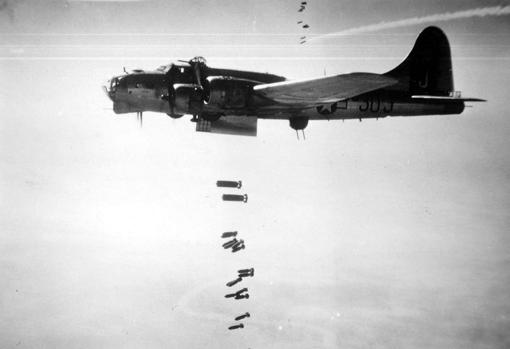 Flying Fortress B-17