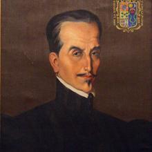 Portrait of the Inca Garcilaso de la Vega