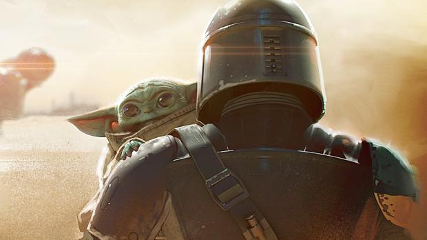 The Mandalorian-Star Wars