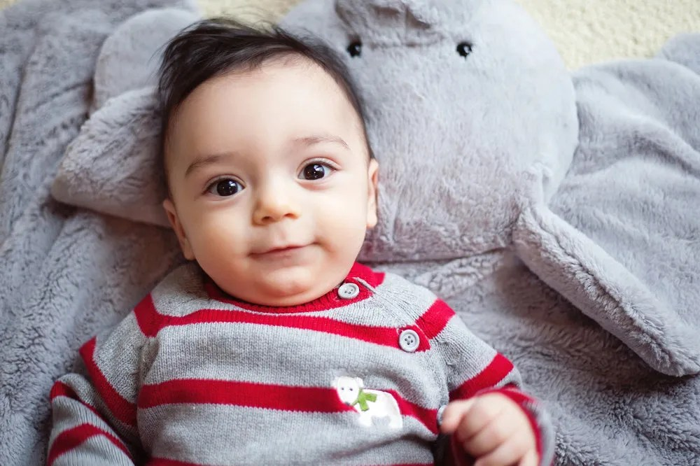 Mom Will Get Butterflies When She Hears These 20 Charming Boy Names