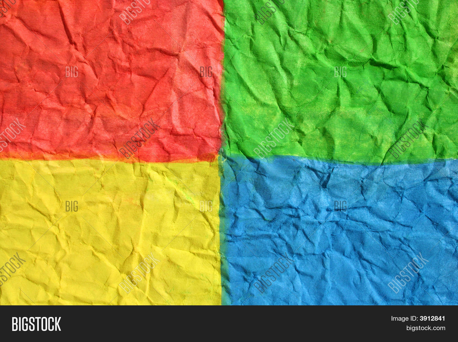 Blue Green Red Yellow Colors Image Amp Photo