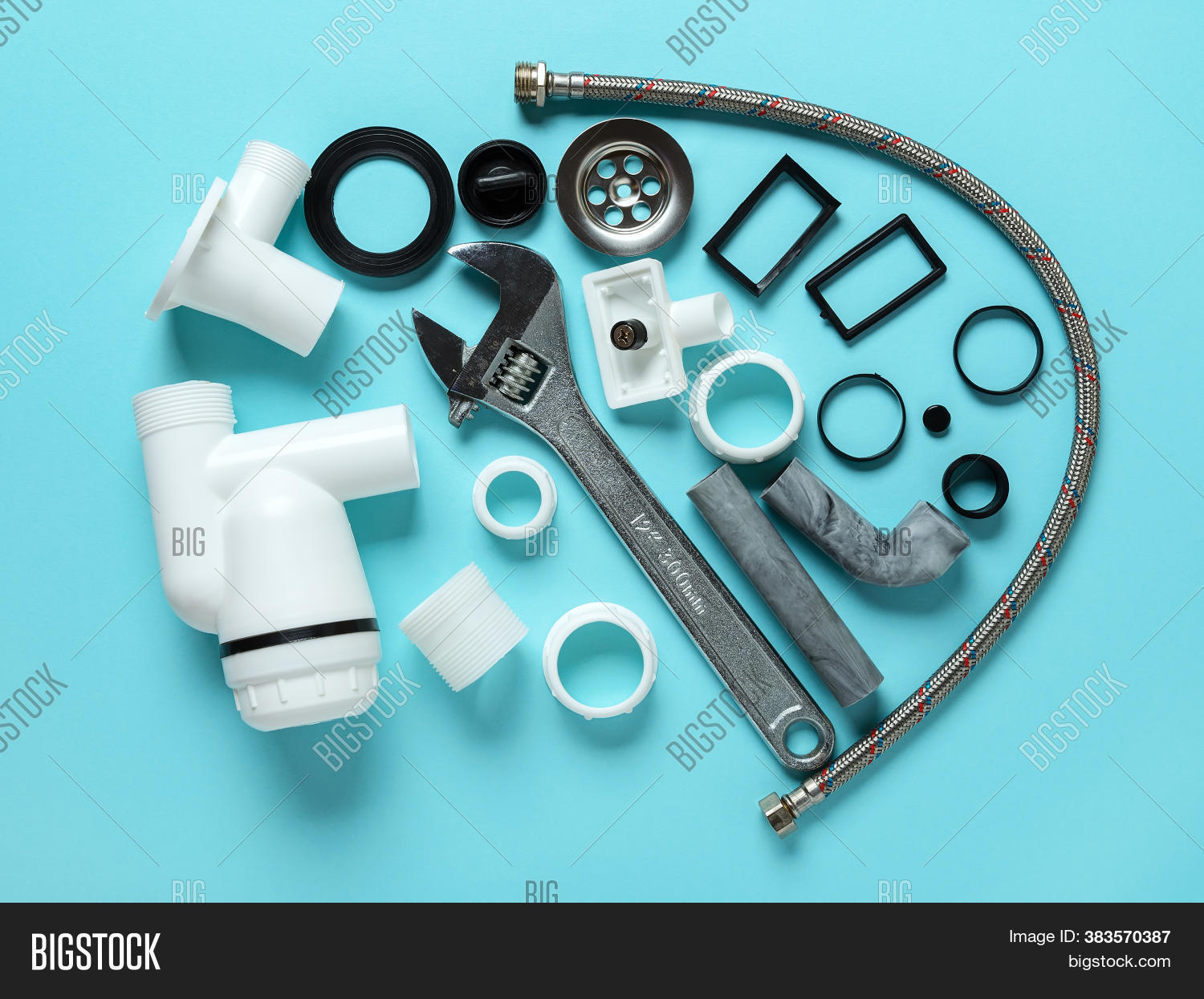 new disassembled sink image photo