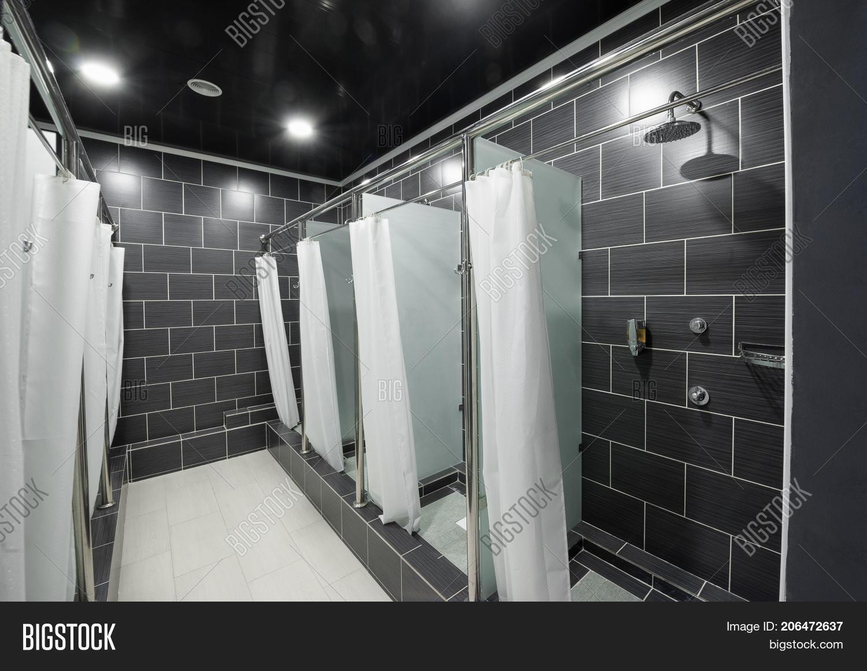 public shower room image photo free