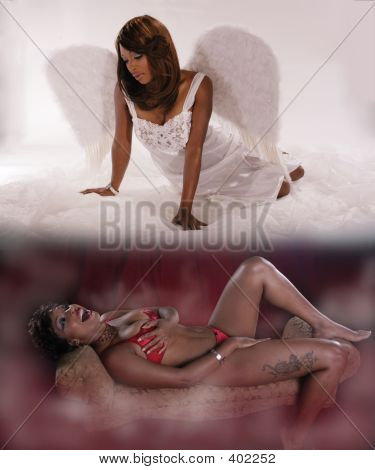 nude looking down womens tops