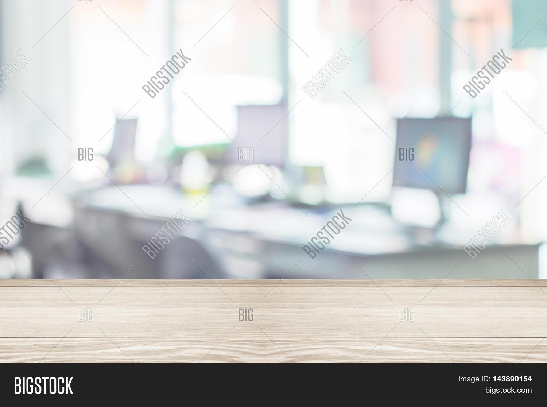 Businessmen Blur WorkplaceTable Image Amp Photo Bigstock
