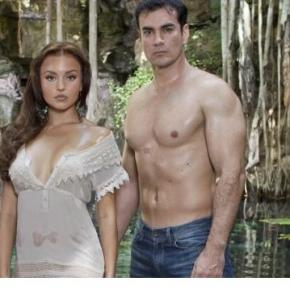 'Abismo de Pasión', Angelique Boyer e David Zepeda