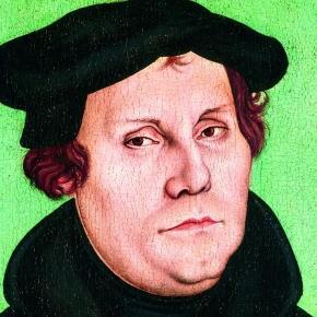 Reformatorul religios Martin Luther