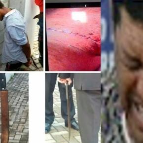 Pastor Valdemiro sofre atentado ao vivo - Google