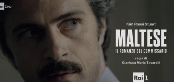 Maltese - Il romanzo del commissario, la fiction con Kim Rossi Stuart