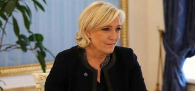 Wird von Spiegel Online falsch dargestellt: Marine Le Pen. (Source URG Suisse: kremlin.ru)