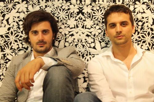 Patrick e Riccardo