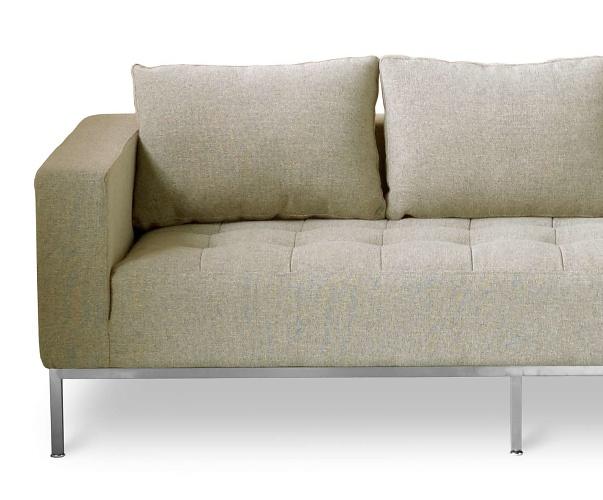 Modern Carter Sectional  sc 1 st  Sofa Nrtradiant : carter sectional sofa - Sectionals, Sofas & Couches