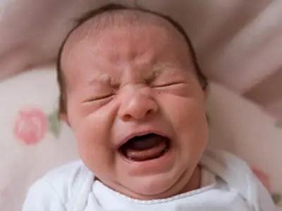 sad baby, ferber sleep method, ferberizing