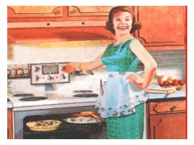 50s housewife