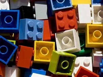 legos build
