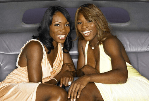 Venus and Serena Williams were up hitting tennis balls at 6 a.m. from the time they were 7 and 8 years old.