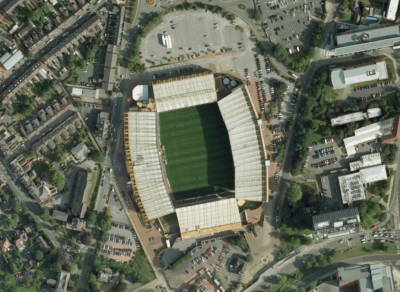 Take A Birds Eye View Tour Of The English Premier League