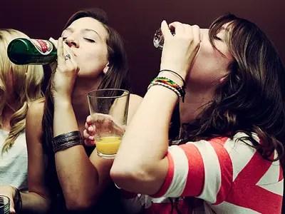 Do you socially drink?
