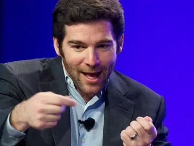 Jeff Weiner runs LinkedIn