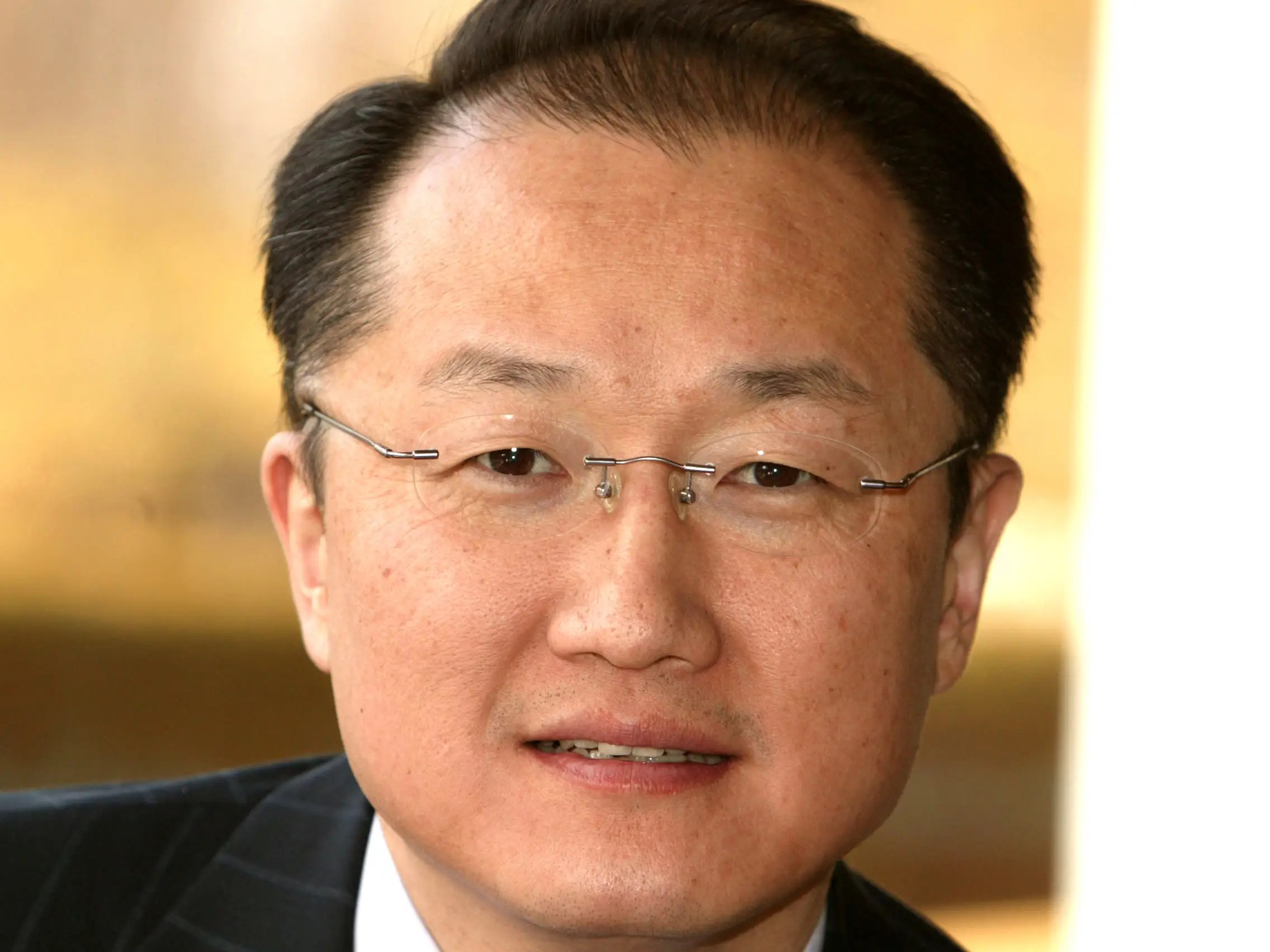 Jim Kim, President at The World Bank