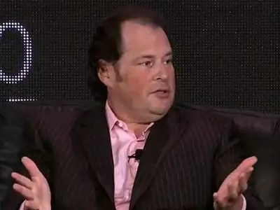 Salesforce.com's Marc Benioff: Pied Piper of cloud.