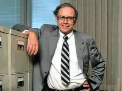 Warren Buffett: Be greedy when others are fearful.