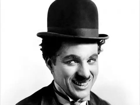 Charlie Chaplin's act was rejected by executives because they thought it was too obscure for people to understand.