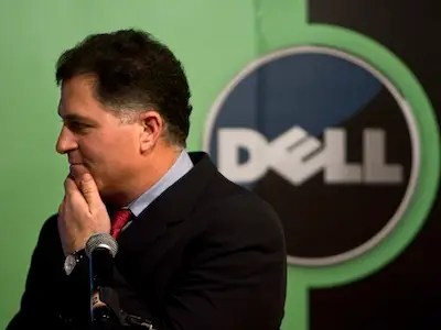 Dell's Michael Dell: Taking back his company to take on the enterprise.