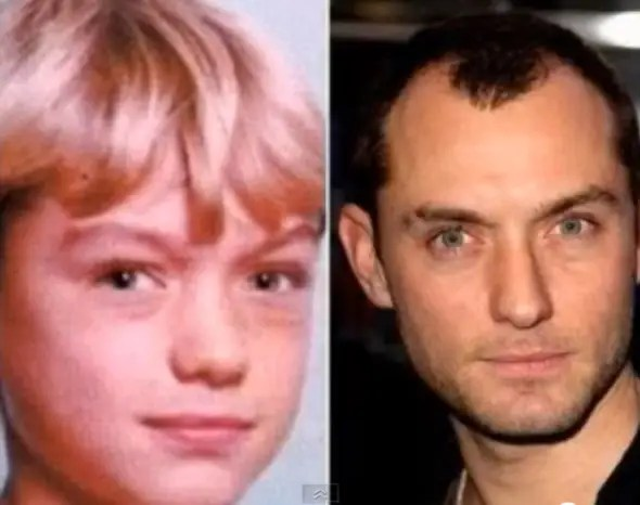 """Before he starred in """"Sherlock Holmes,"""" Jude Law acted in a London children's theater."""