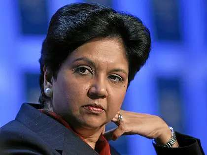 Indra Nooyi, chairman and CEO of PepsiCo
