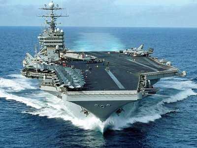 washington aircraft carrier