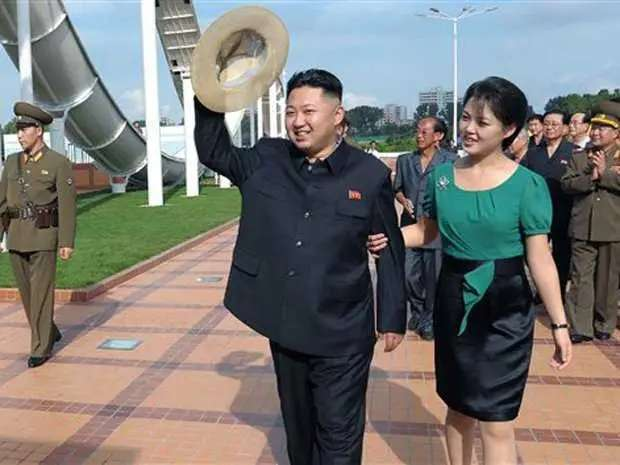 North Korea opens up politically