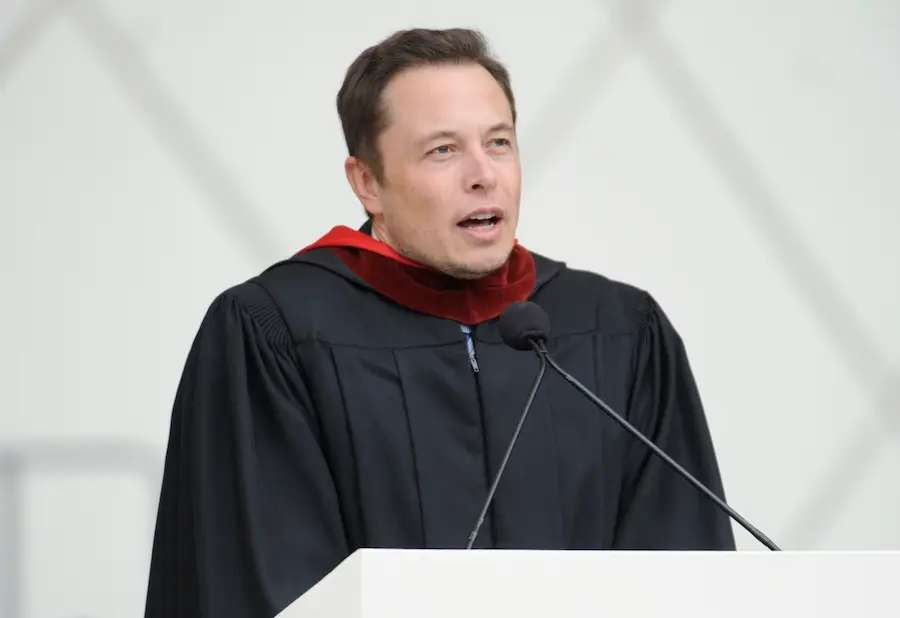 That isn't to say education wasn't important for Musk: he earned Bachelors degrees in both business and physics from the University of Pennsylvania before venturing into the world of startups.