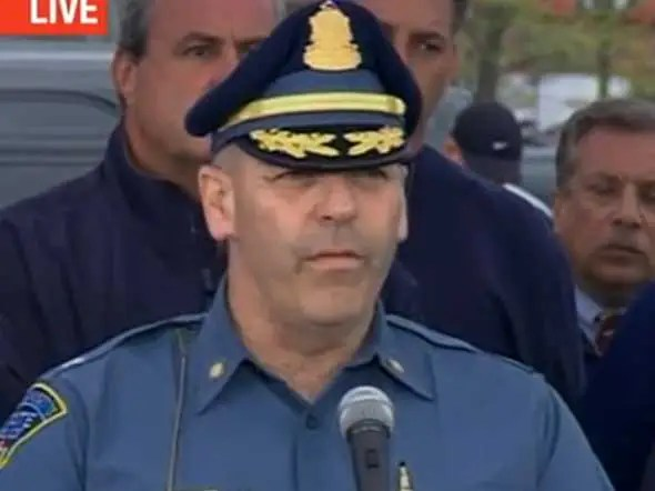Boston Policeman