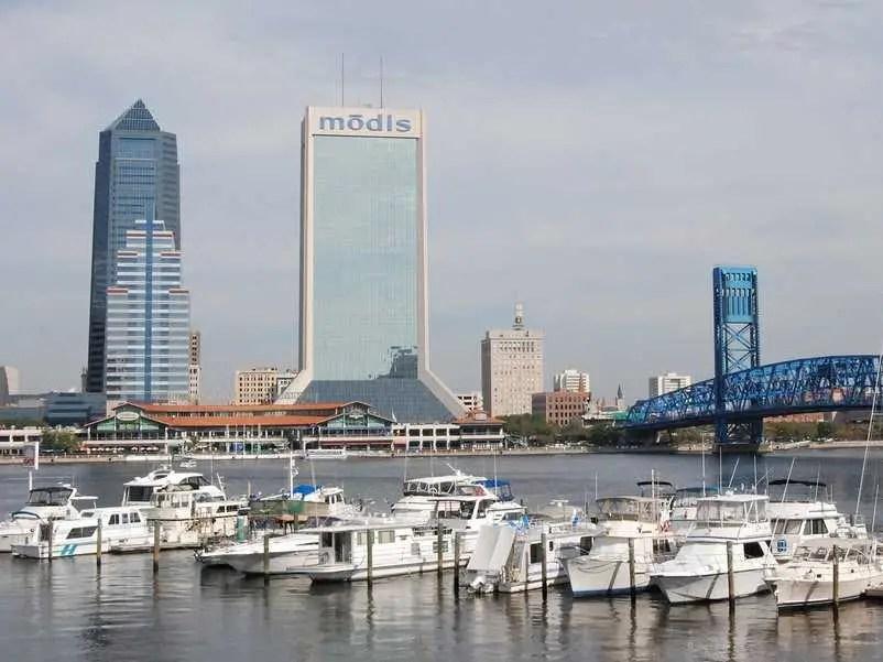 8) Jacksonville, FL: 16% Gross Profit