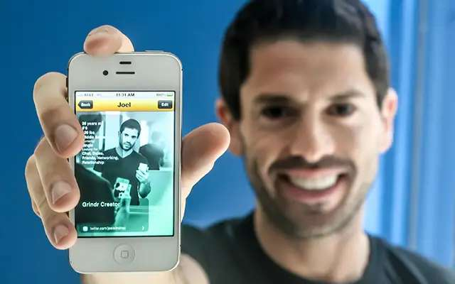 Grindr helps gay, bisexual, and curious men find guys nearby.