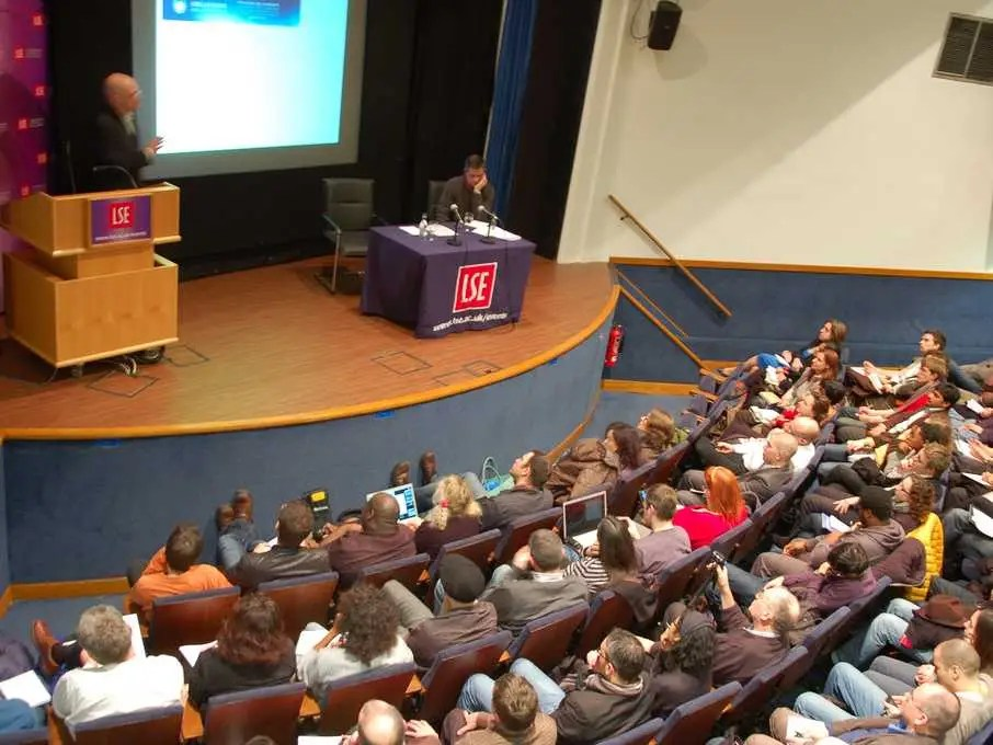 #19 London School of Economics