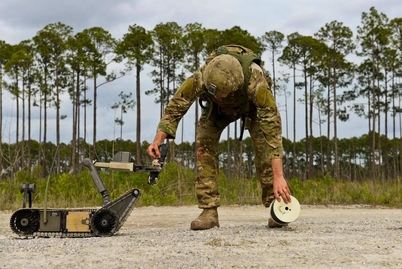 3. Land Mines