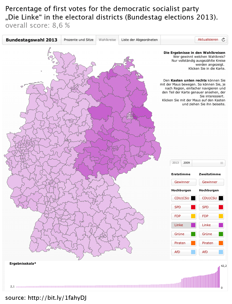 Germany maps