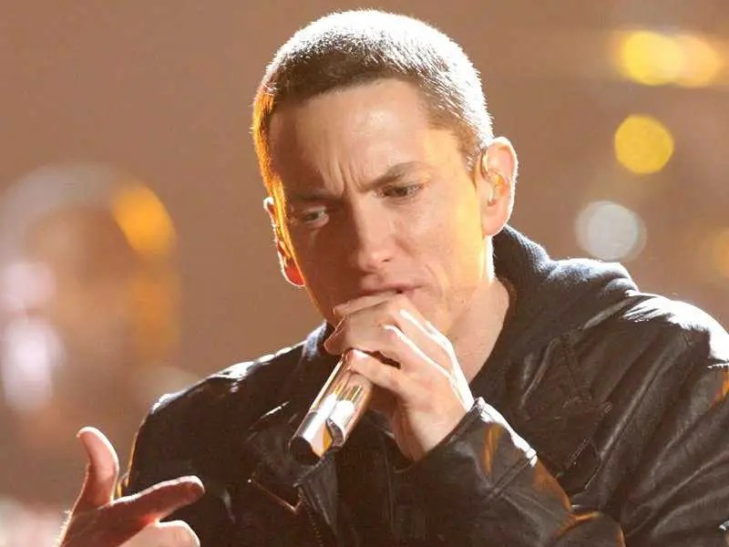 """Rap God"" isn't Eminem's first reference to his greatness."