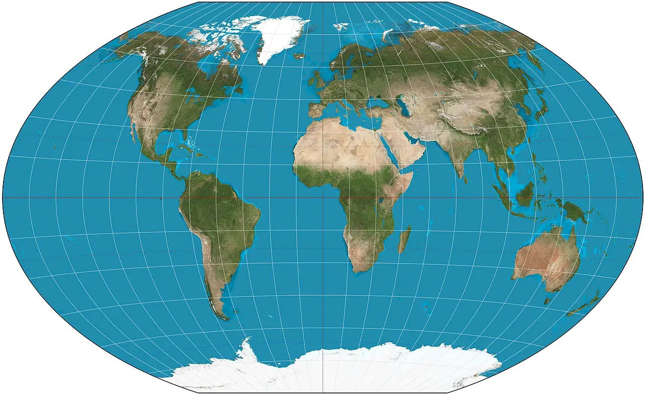 Resultado de imagen para images of mercator map projections