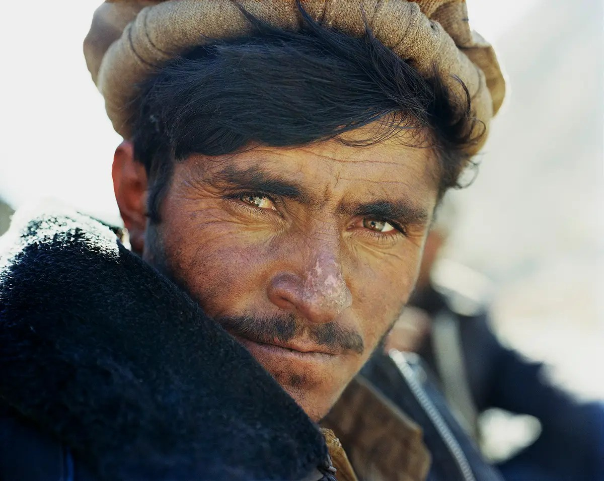 This man is a Wakhi herder.