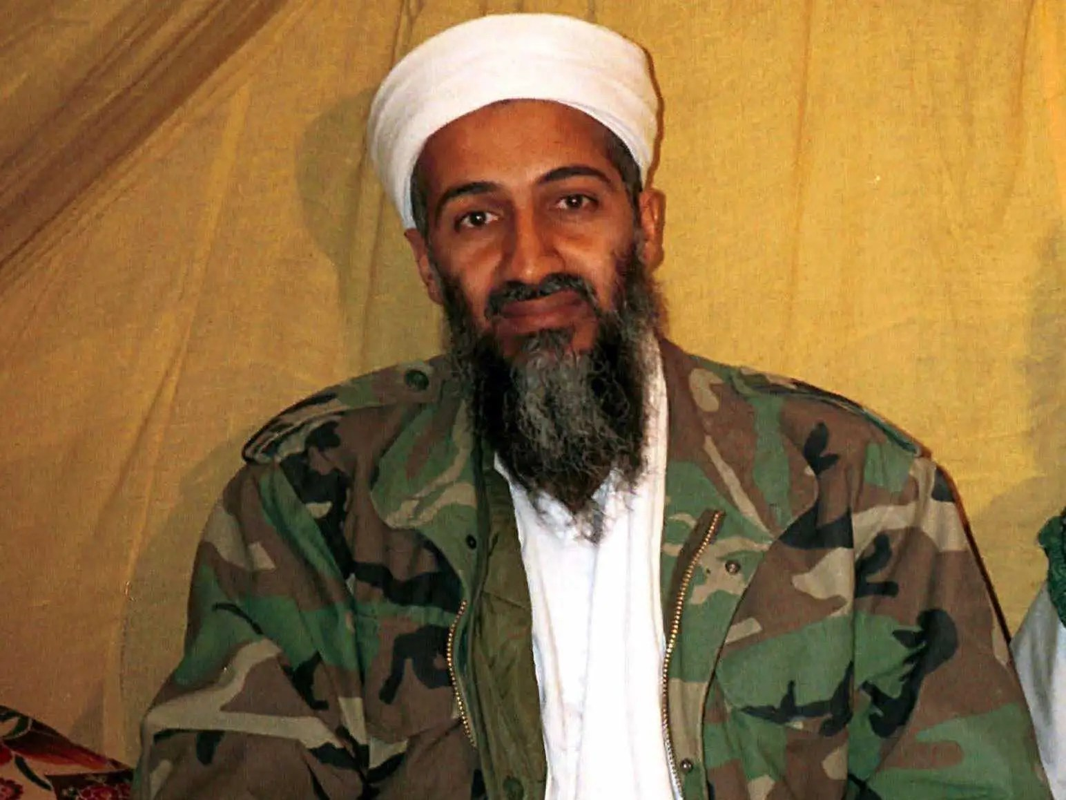Image result for photo of osama bin laden