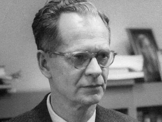 The psychologist B.F. Skinner measured his hours and productivity obsessively.