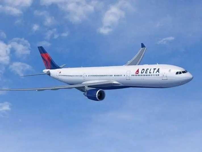 2) Delta Air Lines
